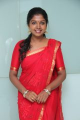 Riythvika in Saree