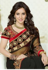 Traditional Neha Sharma