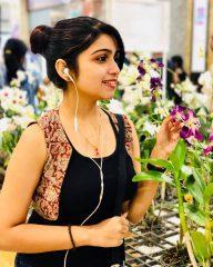 Pretty Manasa Radhakrishnan