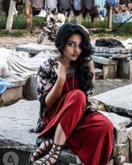 Rajisha Vijayan in full View