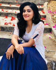 cute Dhanya Balakrishna