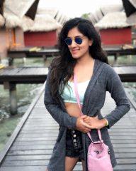 Dhanya Balakrishna modern look