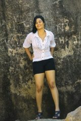 Suja Varunee photo shot