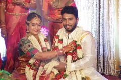 suja-varunee and actor shivakumar marriage photo