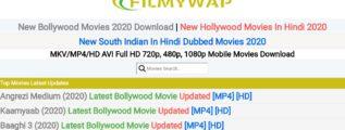 filmywap site