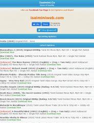 Tamil movies download - isaimini movies 2020