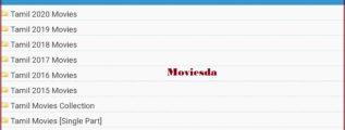 moviesda for HD movies