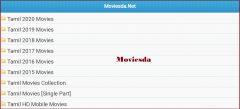 moviesda for HD movies