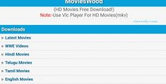 Movies wood: Download Bollywood, Hollywood movies for free