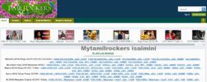Mytamilrockers isaimini sites