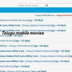 Telugu mobile movies site