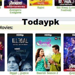 Todaypk tamilrockers site