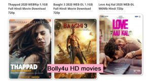 bolly4u HD movies