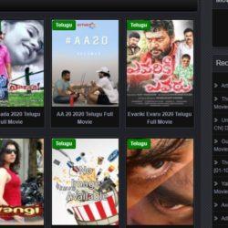 Movierulz2 Telugu movies 2020 site