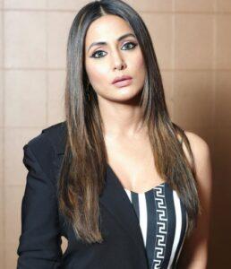 Hina khan career