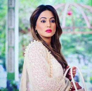 Hina khan bigg boss