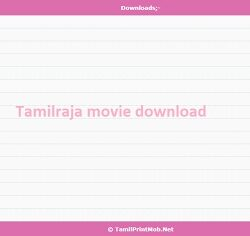 Tamilraja Movie Download